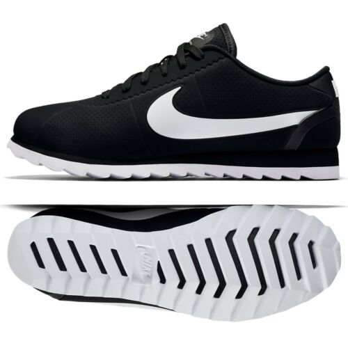 de pieza negro 001 negro W una zapatos Moire 844893 Nike mujer Cortez blanco Ultra de 6qwSfxxTv