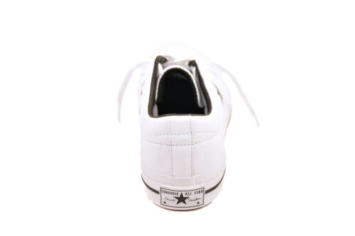 o Uk Converse 158464 Stars Oxford Rrp Tama White Bcf87 All 89 Sneakers Unisex 11 In1nzx8