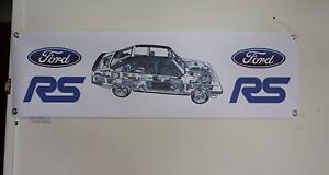 ford escort mk2 rs  large pvc banner  garage  work shop classic car show banner - <span itemprop=availableAtOrFrom>Newcastle, United Kingdom</span> - Returns accepted Most purchases from business sellers are protected by the Consumer Contract Regulations 2013 which give you the right to cancel the purchase within 14 days after the da - Newcastle, United Kingdom