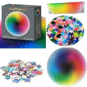 1000-Stueck-Kinder-Tausend-Farben-Regenbogen-Puzzle-Dekompression-Spielzeug