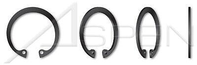 Internal Retaining Rings 0.500 SAE 1060-1090 Carbon Steel 1000 pcs Phosphate Coated
