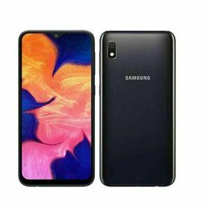 Samsung Galaxy A10 SM-A105F 32GB Black Schwarz Ohne Simlock Dual SIM NEU
