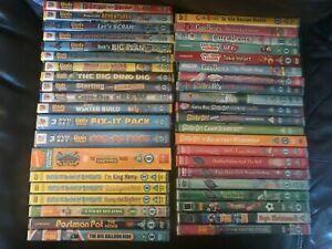 Children's DVDs Various Titles New Sealed Choose From List