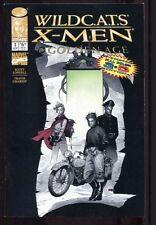 WILDCATS X-MEN SET VF/NM GOLDEN/SILVER/MODERN/DARK AGE 1997 w/ GOLDEN AGE 3-D