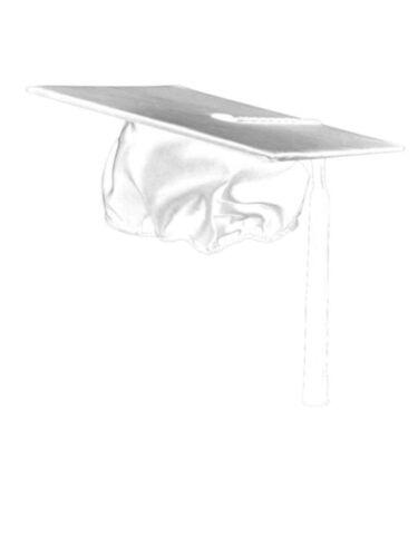 Adult/'s Graduation Cap University Academic Mortarboard Hat School Gown Accessory