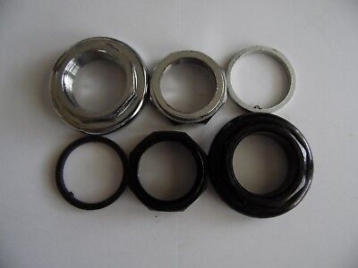 Aheadset Locknut for 1-1//8 Headsets