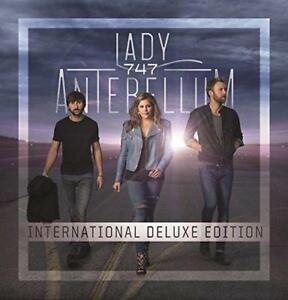 Lady-Antebellum-747-Deluxe-Tour-Edition-NEW-CD