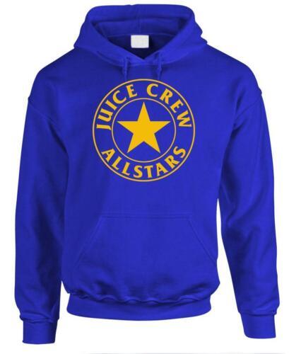 JUICE CREW ALL STARS Fleece Pullover Hoodie