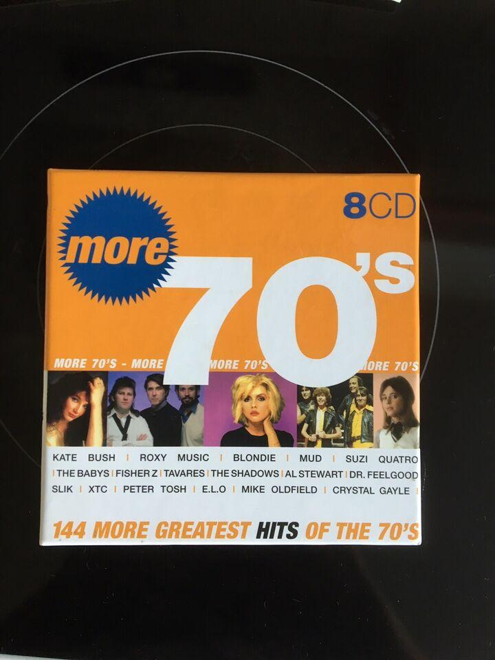 60's og 70's musik: Greatest hits, pop