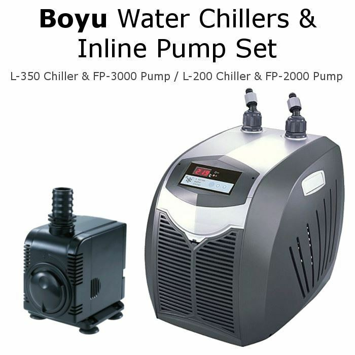 BOYU refrigeratori d'acqua & POMPE in linea