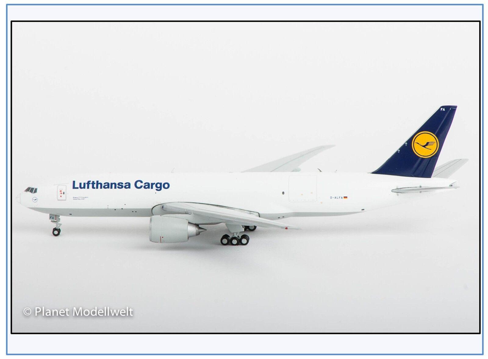 para proporcionarle una compra en línea agradable (lh1364) boeing b777f lufthansa Cochego, d-alfa, Gemini Jets 1 400, 400, 400, nuevo &  la red entera más baja