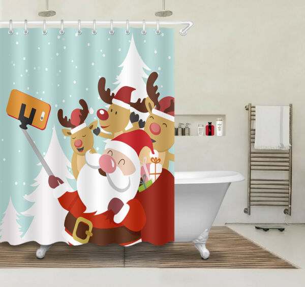 Curtain Set Bathroom Mat Hover To Zoom
