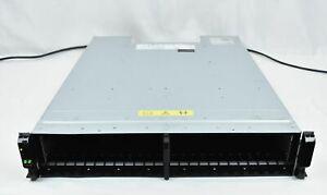 IBM-2076-224-Storwize-V7000-24-Bay-Expansion-Enclosure-No-Drives-Dual-PS
