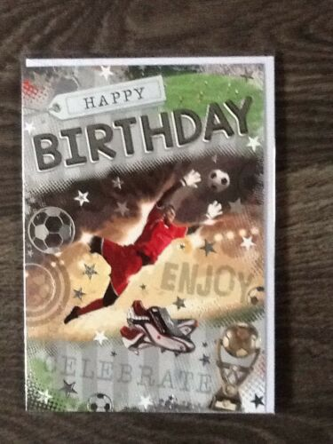 Open Birthday Card For A Male code 0008