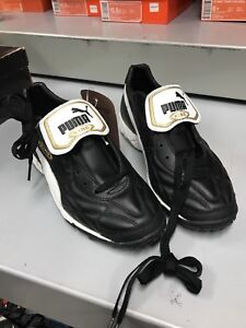 7b2bc5cab49cf4 Image is loading Puma-King-Allround-TT-Size-7-soccer-shoes