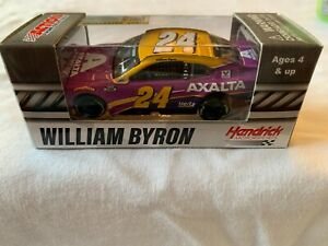 William Byron 2020  #24 Kobe Bryant Tribute Camaro NASCAR 1//64 CUP