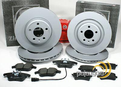 Bremsbeläge Bremsklötze für vorne die Vorderachse Audi Q5 8r