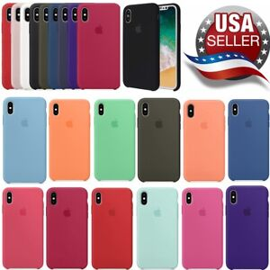 iphone xs case genuine apple