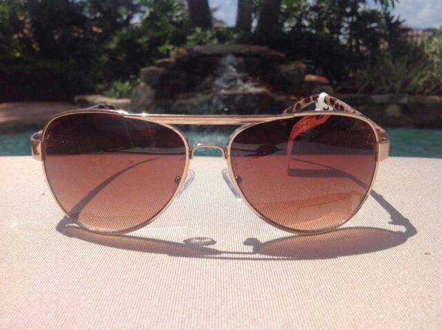 ROCAWEAR WOMENS  SUNGLASSES AVIATOR  HSRWL1106-R R430 GOLD  RETAIL-$45  NWT