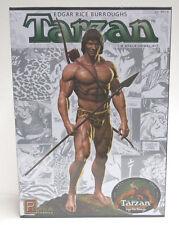 2013 DISCONTINUED Pegasus Tarzan by Edgar Rice Burroughs 1:9  Model Kit 9013