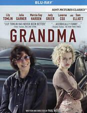 Grandma (Blu-ray Disc, 2016) NEW Factory Sealed Free Shipping