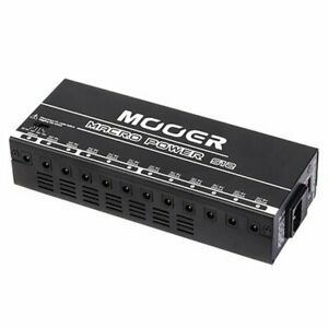 Mooer-Macro-Power-S12-12-Port-Isolated-Power-Supply-for-Effects-Pedals-MMPS12