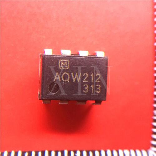 5PCS AQW212    DIP8 IC