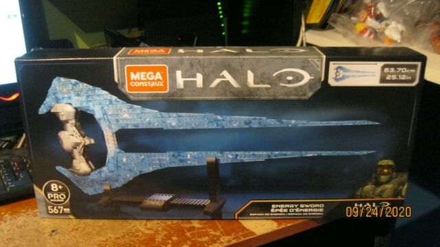 Mega Construx HALO Infinite Energy Sword Construction Set - New for 2020