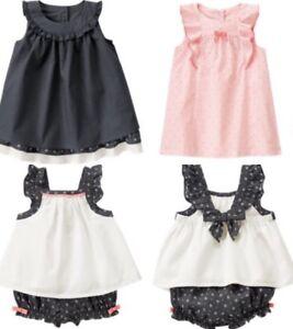 NWT Gymboree Black Star Dress Baby Toddler Girls 0-3-6-12-18-24,2T,3T
