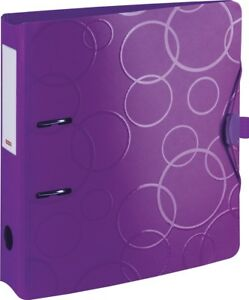Brunnen-Lever-Arch-File-PP-7cm-Lilac-10-2042760-NEW