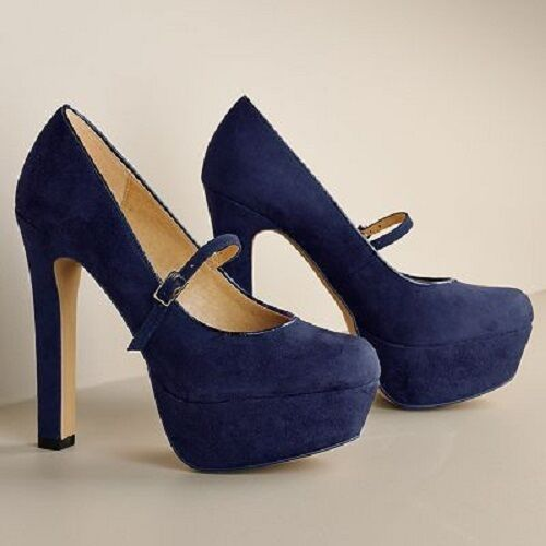 ELLE™ Platform Mary Jane Platform ELLE™ High Heels - Women ee677b