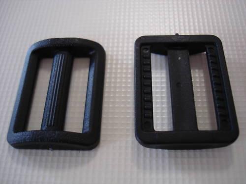 Gurtband Regulator 10 Leiterschnallen 20mm Schieber Stopper