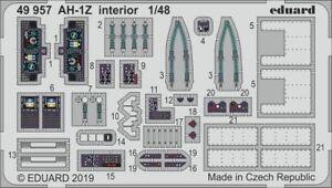 Eduard-PE-49957-1-48-Bell-AH-1Z-039-Viper-039-interior-details-Kitty-Hawk