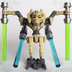 New-Star-Wars-LEGO-General-Grievous-Cyborg-Separatist-Minifigure-8095-9515
