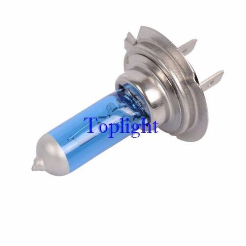 H7 White 5000K Xenon Halogen Headlight 55w Lamp Light Bulb For Honda Bike