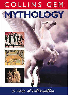 Harper Collins Publishers, Collins Gem – Mythology, Very Good Book