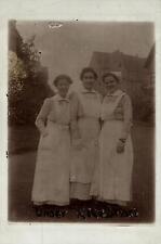 14797/ Originalfoto 9x13, Krankenschwestern Lazarett Herne, 1916