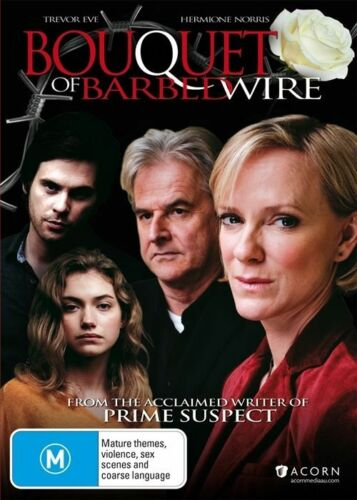 1 of 1 - Bouquet Of Barbed Wire (DVD, 2015) *Mint Condition*