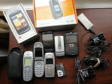 Nokia Motorola Nextel Cingular Verizon At&t Trio v218 Phones & Accessories Used