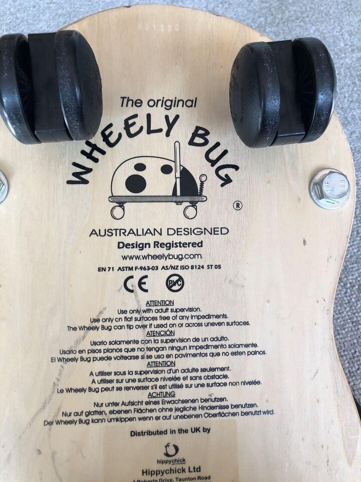 Gåvogn, Wheely Bug, Mariehøne