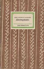 IB 522 - Karl Heinrich Waggerl: Kalendergeschichten   1939