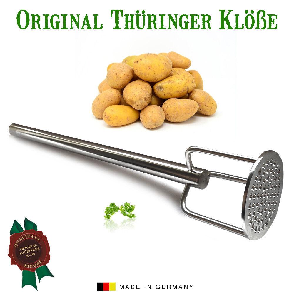 Original Thüringer des beignets de pommes de terre écrase-Made in Germany