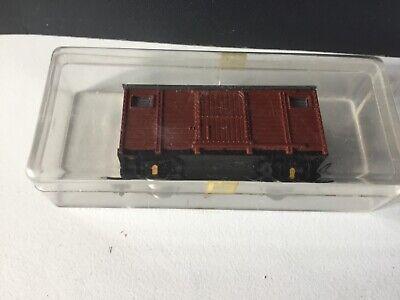 Delizioso Egger Bahn Large Brown Box Van Sconto Complessivo Della Vendita 50-70%