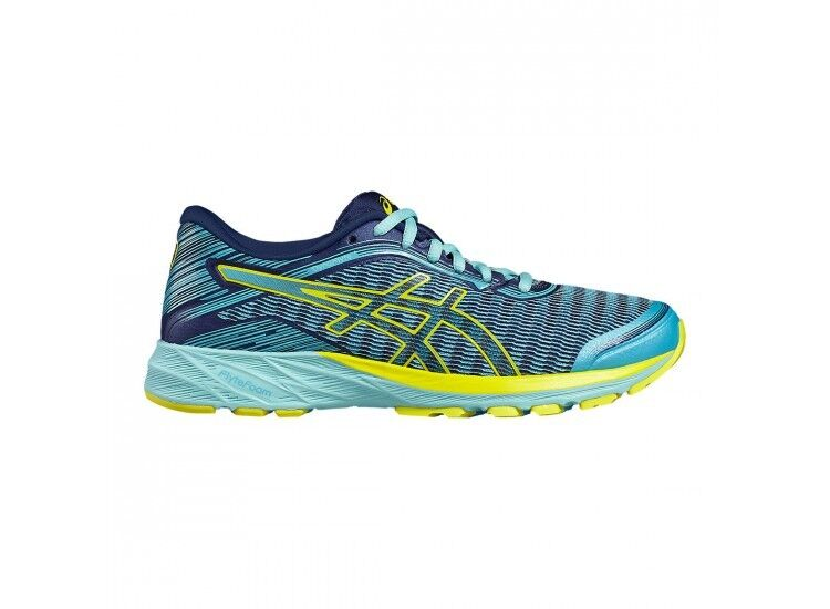Asics Women's Running Dynaflyte Aquarium/Sun/Indigo Blue T6F8Y-3903 The most popular shoes for men and women