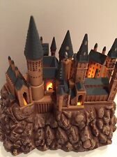 Hallmark Harry Potter Hogwarts Castle ornament 2013 Sound and Light MIB