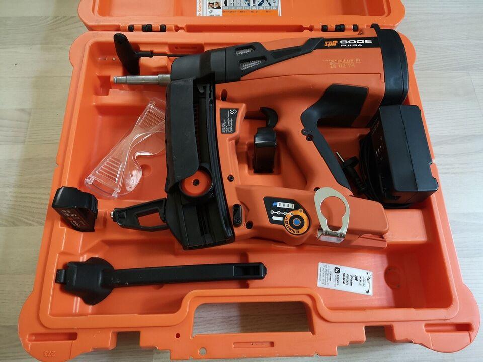 Andet elværktøj, Spit 800E Pulsa