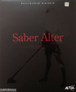 Used-Alter-Fate-hollow-ataraxia-Saber-alter-Maid-Ver-1-6-PVC-PAINTED