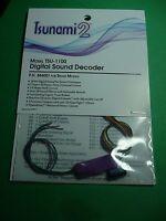 Soundtraxx Tsunami2 Dcc Sound Decoder Tsu-1100 For Steam 884001