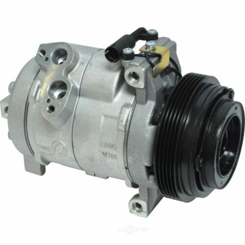 NEW A//C Compressor-10S17C Compressor Assembly UAC fits 00-03 BMW X5 4.4L-V8