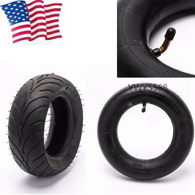 Rear Tire Tyre /& Inner Tube 110//50-6.5 for Honda CRF Mini Pocket Dirt Pit Bike